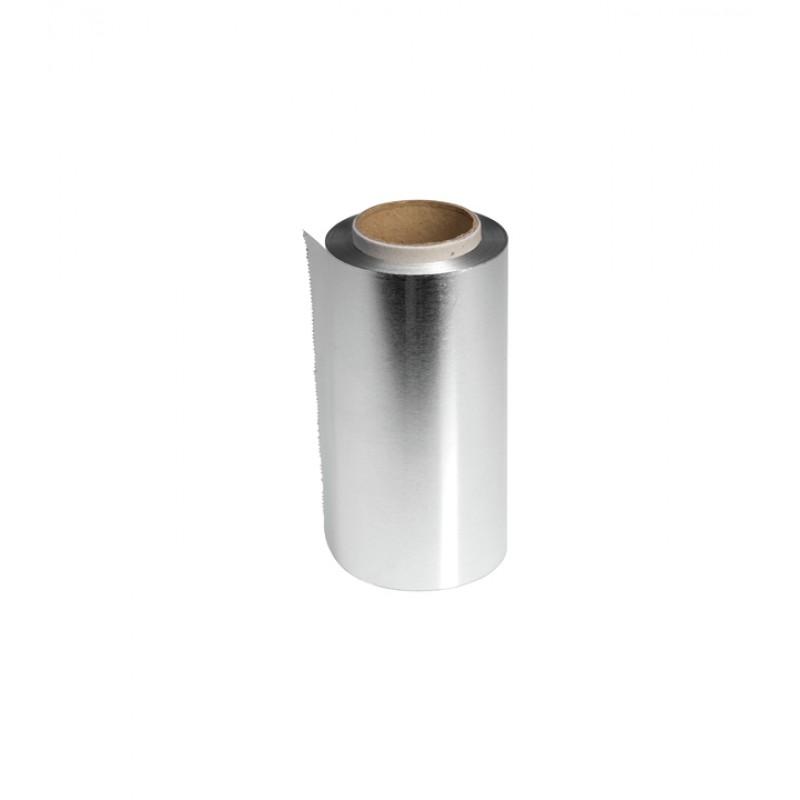Folie 100 meter zilver
